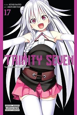 Trinity Seven Vol. 17: The Seven Magicians