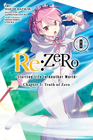Re:ZERO -Starting Life in Another World-, Chapter 3: Truth of Zero Tome 8