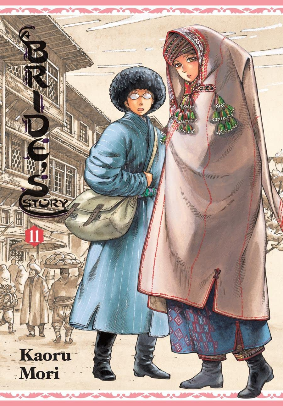 A Bride's Story Tome 11