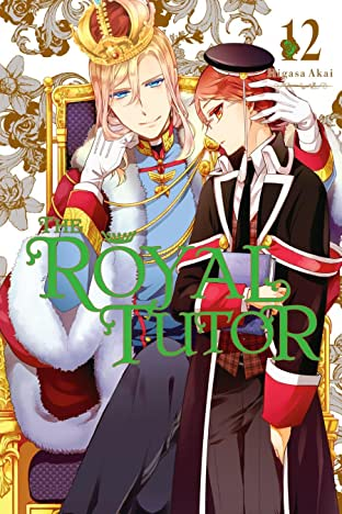 The Royal Tutor Vol. 12