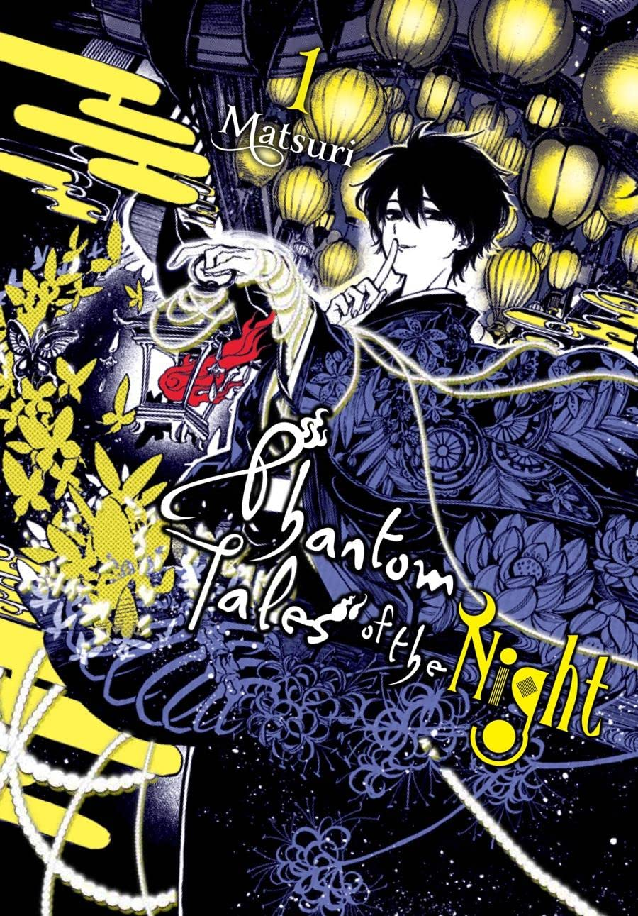 Phantom Tales of the Night Vol. 1