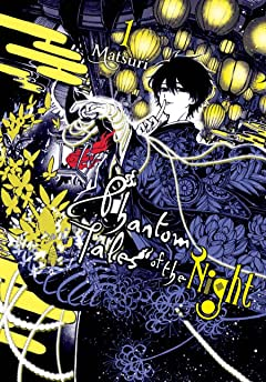 Phantom Tales of the Night Tome 1