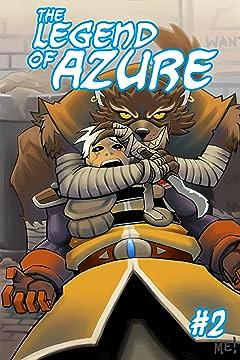 The Legend of Azure No.2