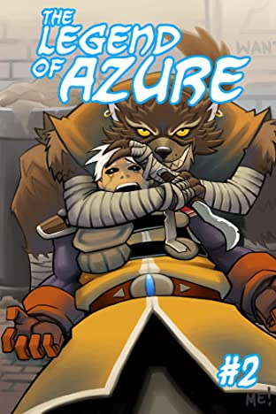 The Legend of Azure No.2