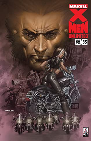 X-Men Unlimited (1993-2003) #35