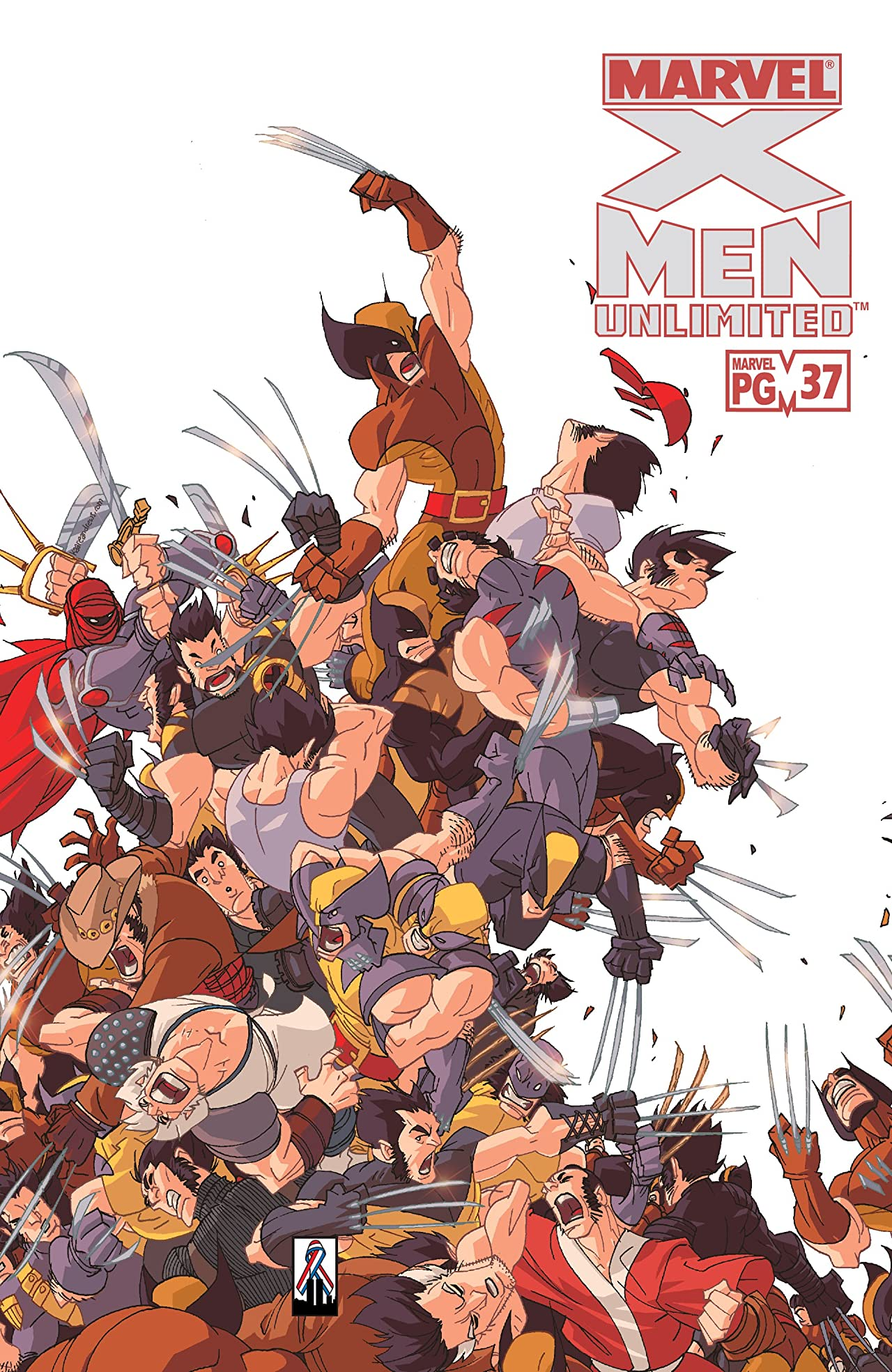 X-Men Unlimited (1993-2003) #37