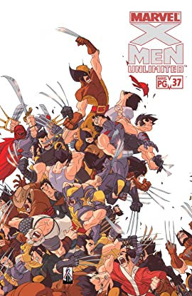 X-Men Unlimited (1993-2003) #37