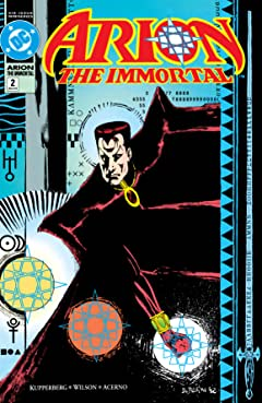 Arion the Immortal (1992) #2