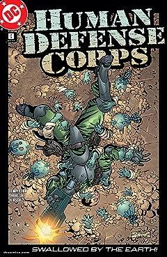 Human Defense Corps. (2003) #3