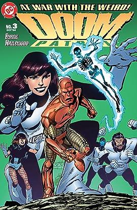 original doom patrol comic book