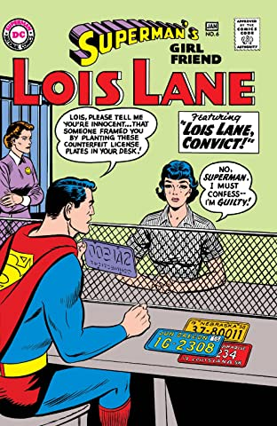Superman's Girl Friend Lois Lane (1958-1974) No.6