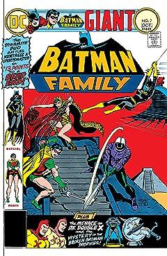 Batman Family (1975-1978) #7