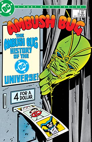 Ambush Bug (1985) #3