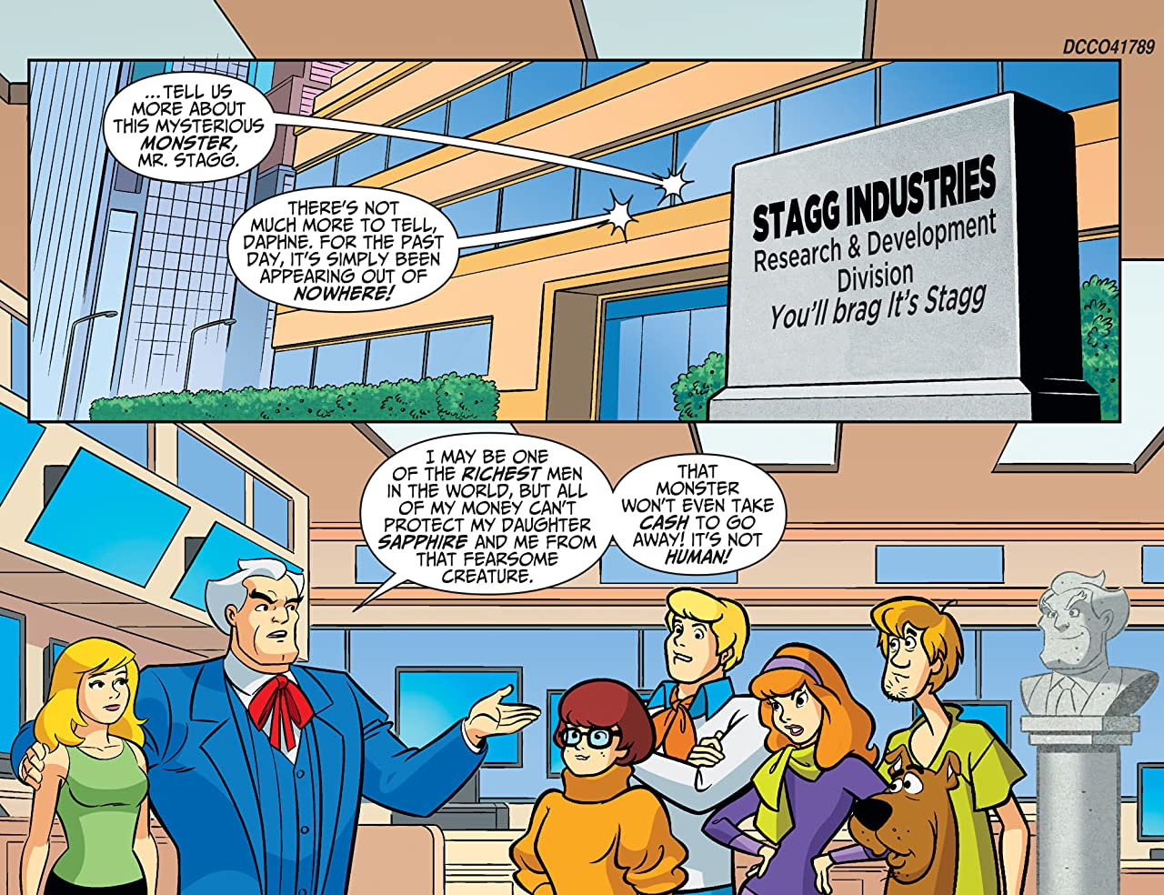 Scooby-Doo Team-Up (2013-) #97