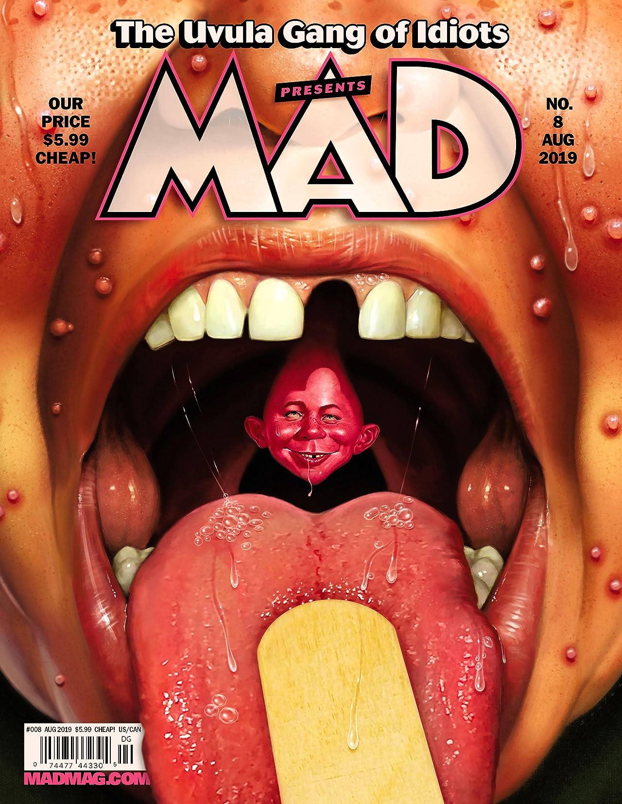MAD Magazine (2018-) #8