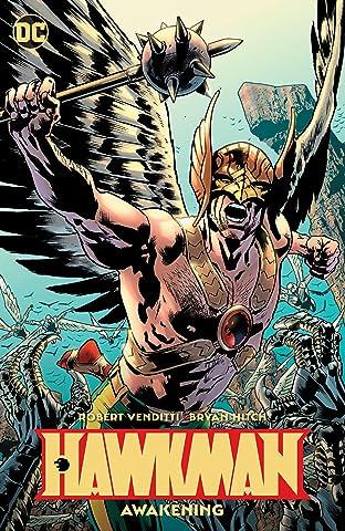 Hawkman (2018-) Tome 1: Awakening