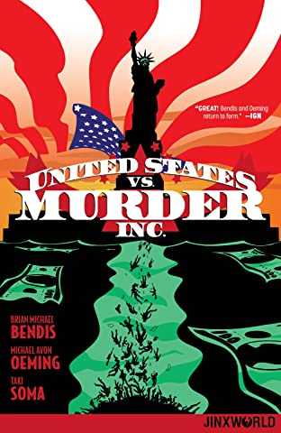 United States vs. Murder, Inc. (2018-2019) Tome 1