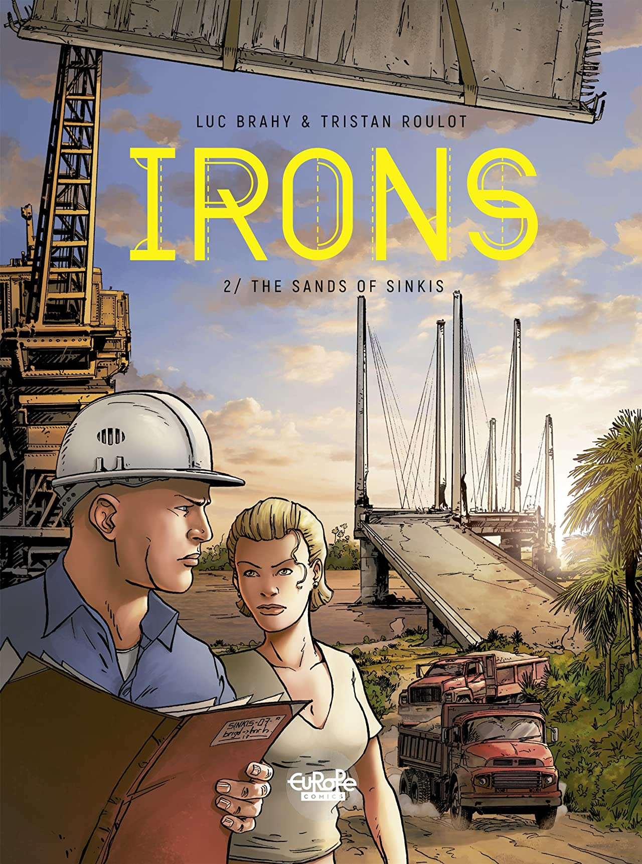 Irons Vol. 2: The Sands of Sinkis