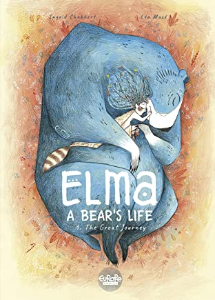 Elma - A Bear's Life Tome 1: The Great Journey