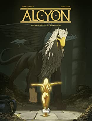Alcyon Tome 2: The Temptation of King Midas