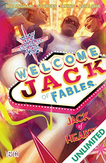 Jack of Fables Vol. 2: Jack of Hearts