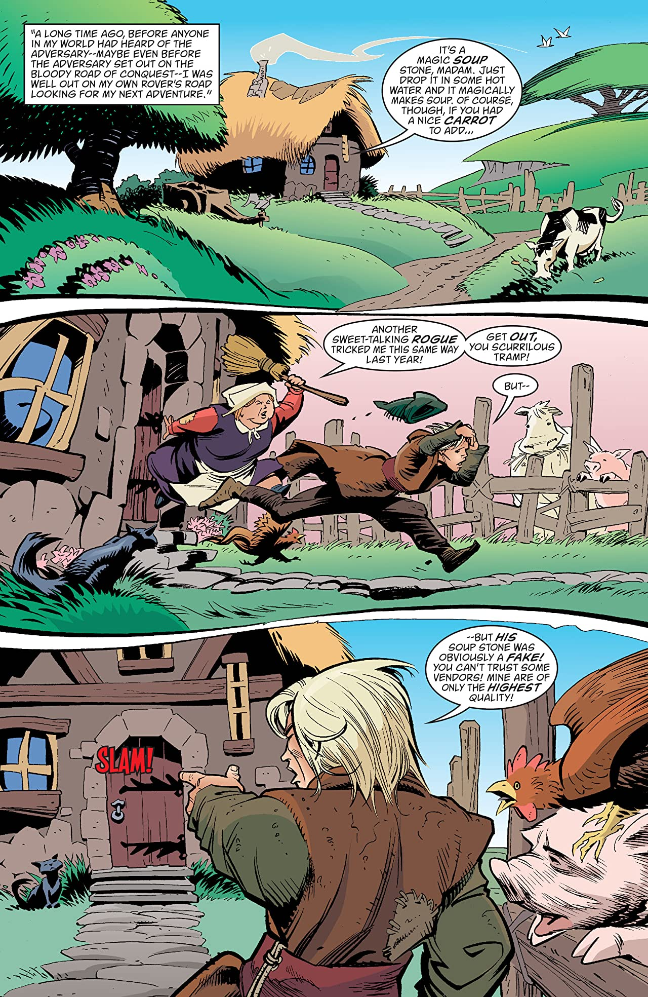Jack of Fables Tome 2: Jack of Hearts