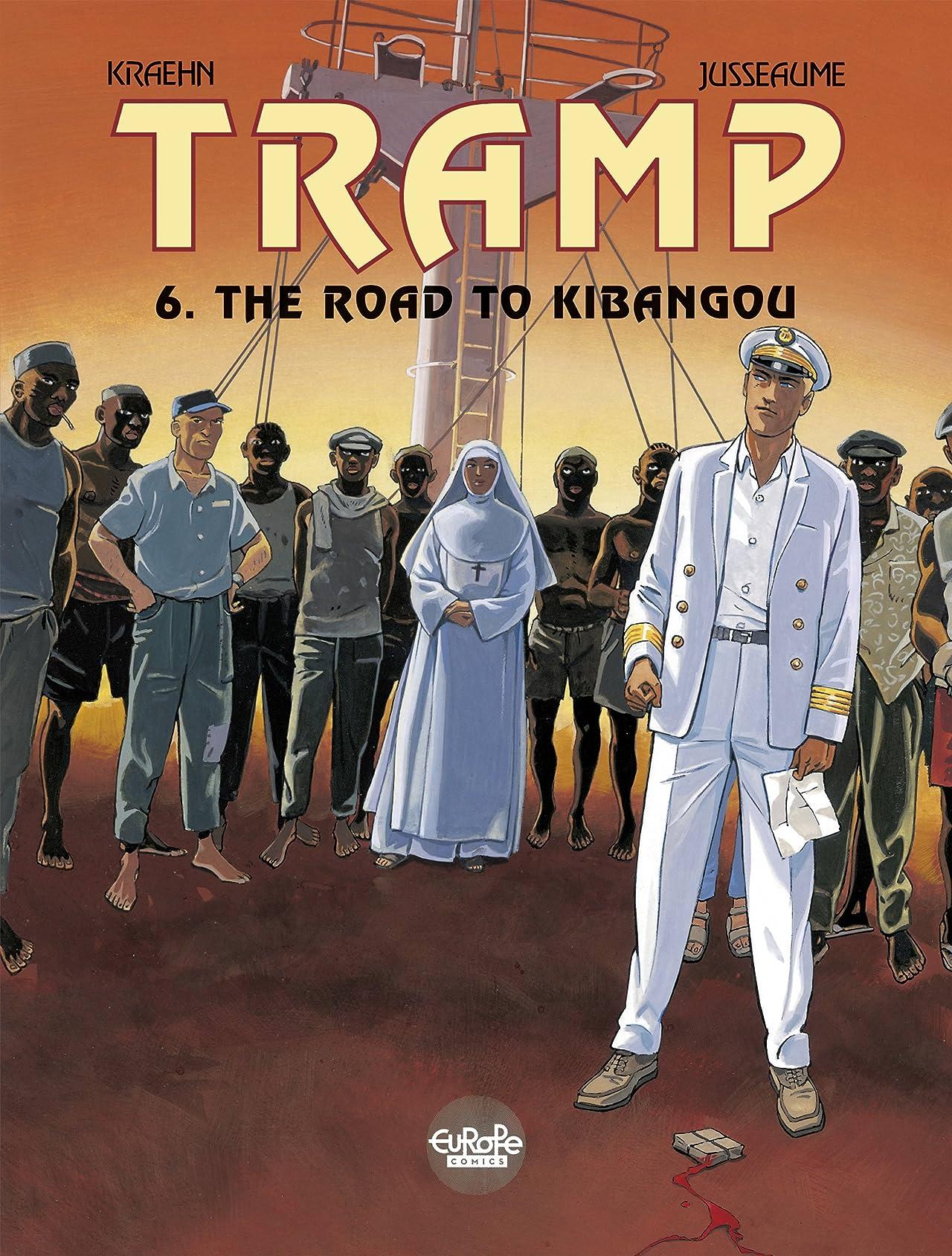 Tramp Vol. 6: The Road to Kibangou