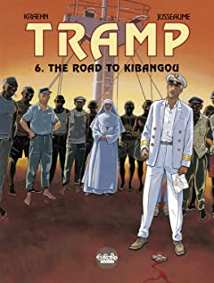 Tramp Vol. 6: The Road to Kibangou