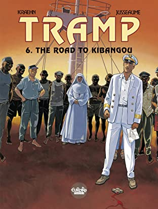 Tramp Tome 6: The Road to Kibangou
