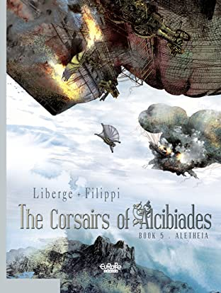 The Corsairs of Alcibiades Vol. 5: Aletheia