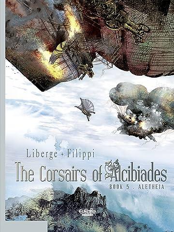 The Corsairs of Alcibiades Vol. 5: Aletheia