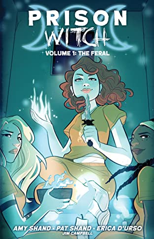 Prison Witch Tome 1: The Feral