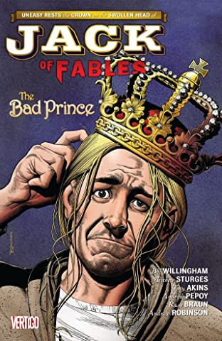 Jack of Fables Tome 3: The Bad Prince