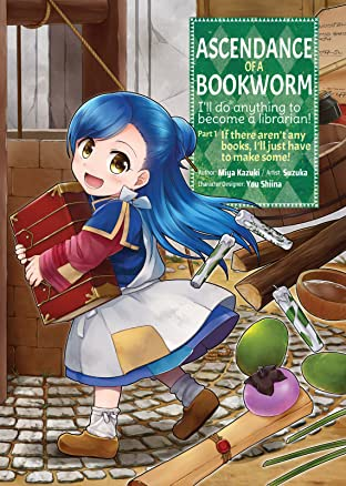 ASCENDANCE OF A BOOKWORM Tome 1