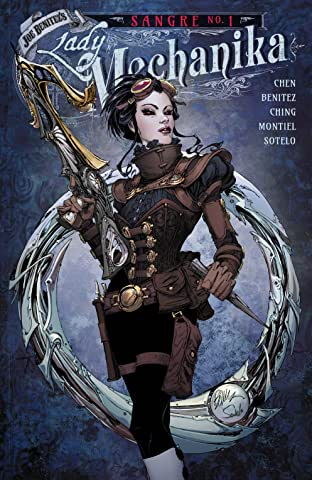 Lady Mechanika: Sangre No.1