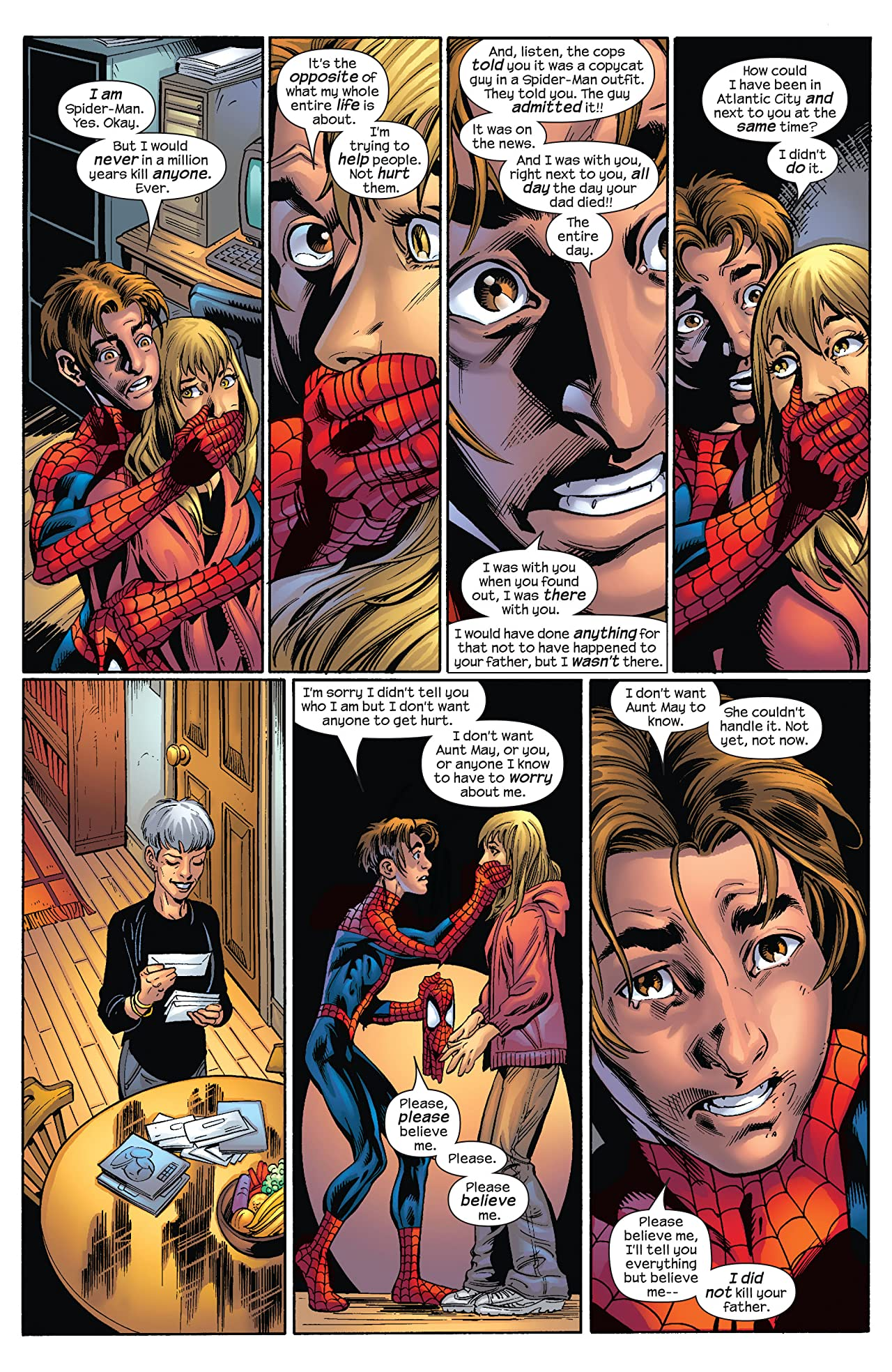 Ultimate Spider-Man (2000-2009) #59