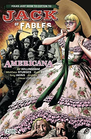 Jack of Fables Tome 4: Americana