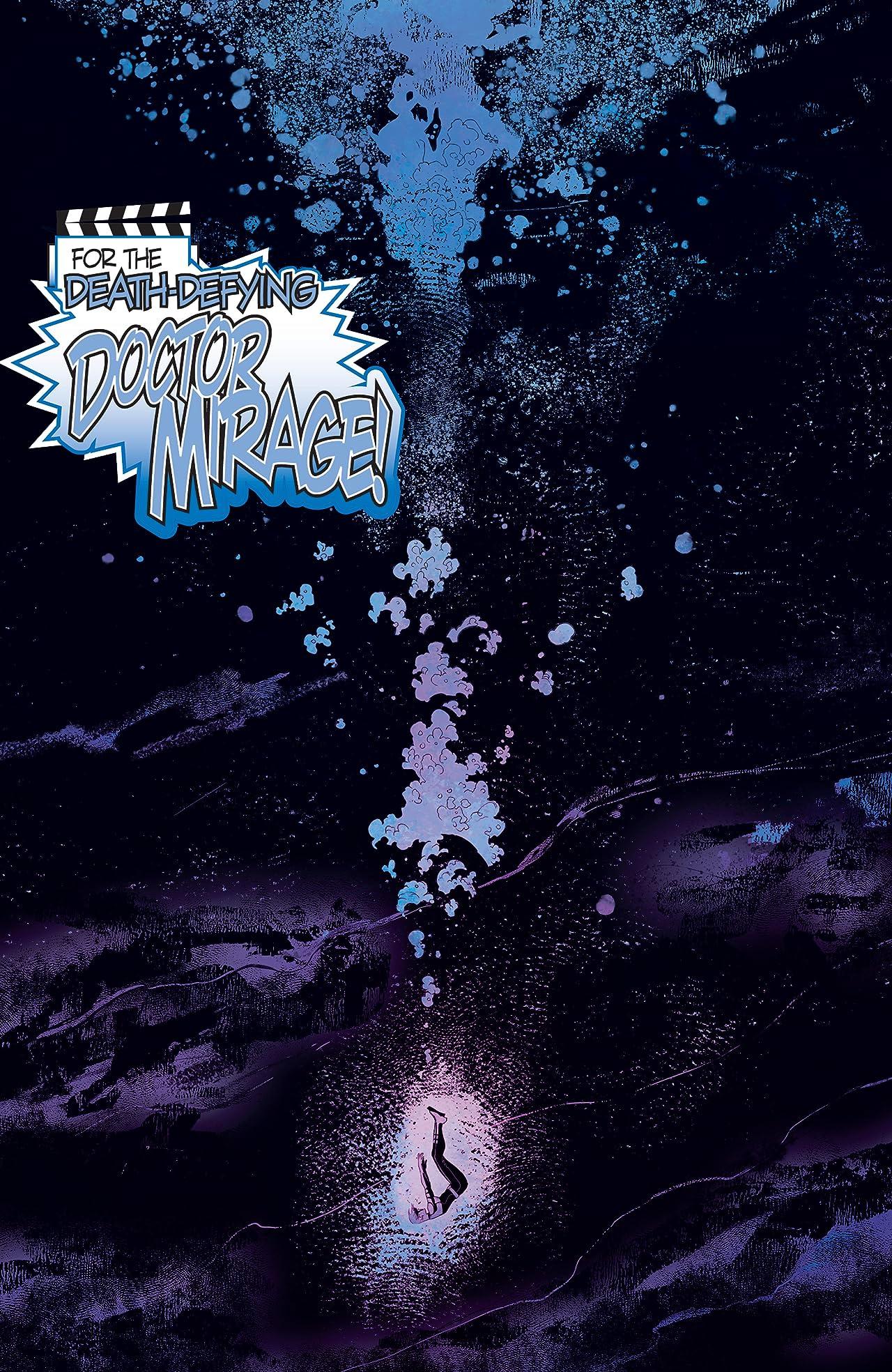 Doctor Mirage (2019) #1