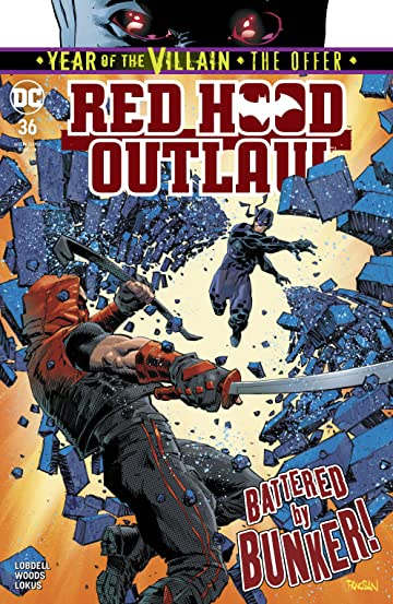 Red Hood: Outlaw (2016-) #36