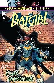 Batgirl (2016-) #37