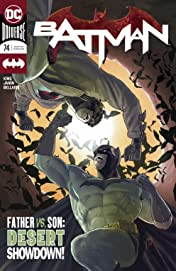 Batman (2016-) No.74