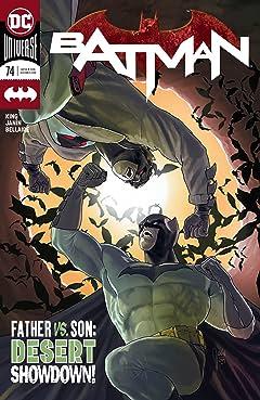 Batman (2016-) #74