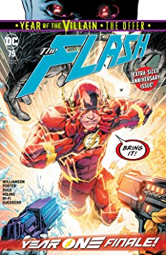 The Flash (2016-) No.75