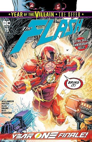 The Flash (2016-) #75