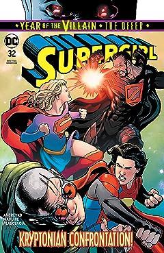 Supergirl (2016-) #32