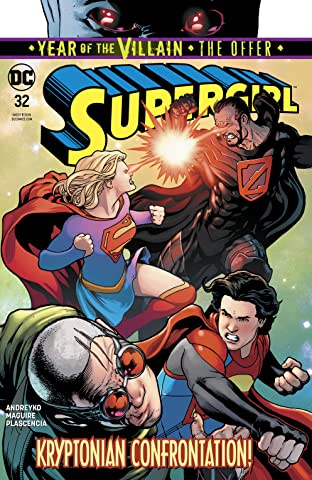 Supergirl (2016-) No.32