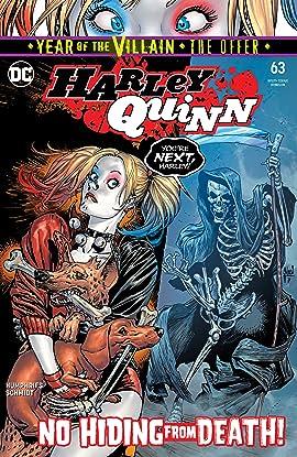 Harley Quinn (2016-) #63