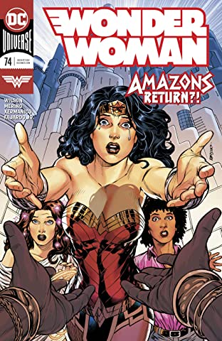 Wonder Woman (2016-) No.74