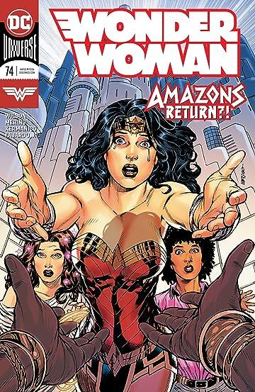 Wonder Woman (2016-) #74