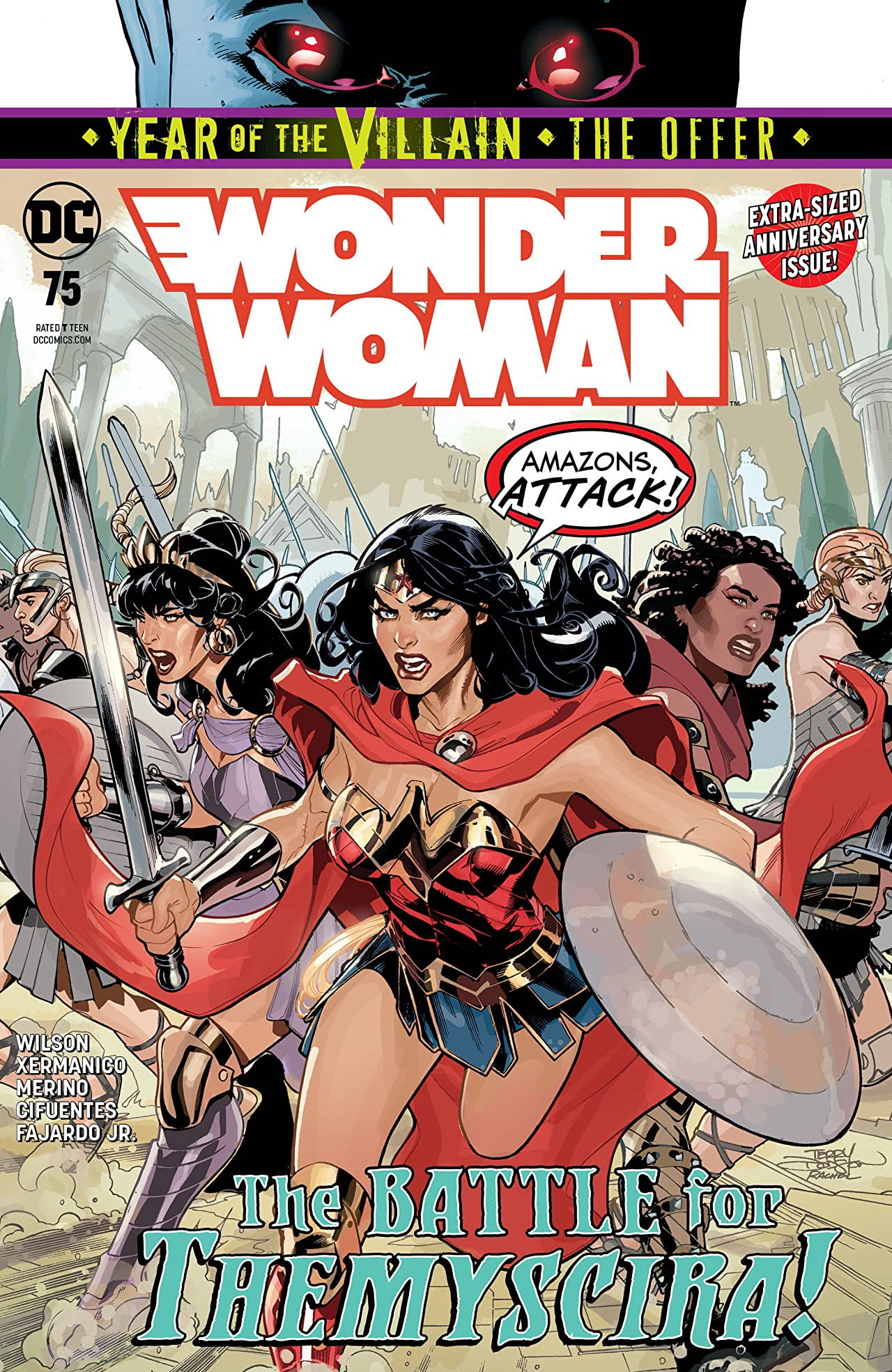 Wonder Woman (2016-) No.75